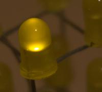 2x2x2 LED Würfel
